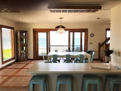 Photo for Dorey · Ocean Views Largest Beach House Directly on Beach! sleeps 11