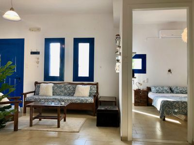 Photo for Crete Ground Floor Apartment, Apollo