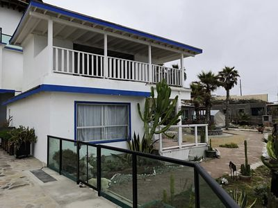 Photo for Rosarito House at PRIVATE BEACH AMAZING VIEW