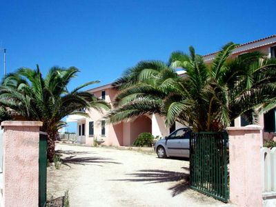 Photo for Residence with pool, only 100m from the beach and coastal town of La Ciacca