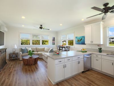 Photo for Hale Lo'i Cottage - Luxury + comfort + convenience - situated in sunny Poipu!