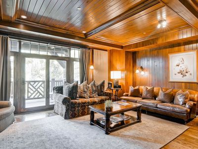 Photo for Ski-In/Ski-Out Condo with a Fully Equipped Kitchen | Pool + Hot Tub Access