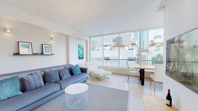 Photo for Natural 3BR near Dizengoff Center by HolyGuest