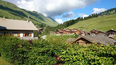 Photo for apartment/ flat - Grand-bornand