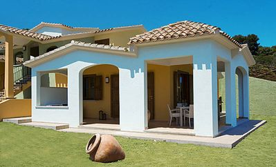 Photo for Vacation home CASE GRECHE  in Costa Rei, Sardinia - 4 persons, 2 bedrooms