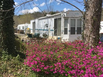 Photo for $69/nite! Tranquility Space at Outdoor Resorts, 36' RV. A Few Fall dates remain!