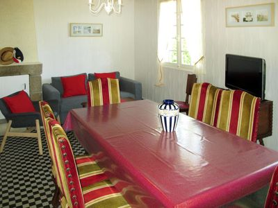 Photo for Vacation home Les Rochers (KER233) in Kerlouan - 6 persons, 3 bedrooms