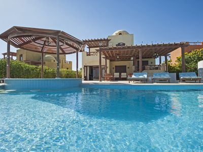 Photo for Villa in El Gouna with Pool