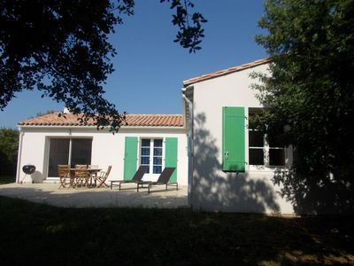 Photo for Villa - 7 people - Garden - Terrace - Parking - Ste Marie de Ré - Ile de Ré