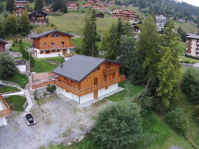 Photo for Nice chalets near the slopes.