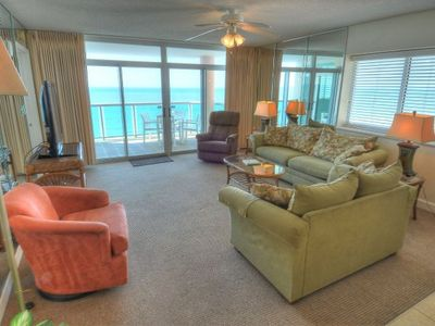 Photo for Crescent Keyes -  910 Spacious 3-bedroom overlooking Crescent Beach!