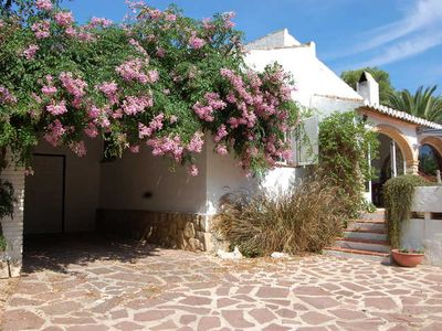Photo for Mediterranean house in a beautiful area of ​​Javea