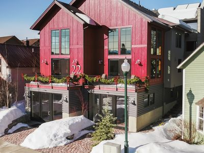 Photo for Luxury 1BR unit in Downtown Whitefish—Stunning Mountain View! Sleeps 4!
