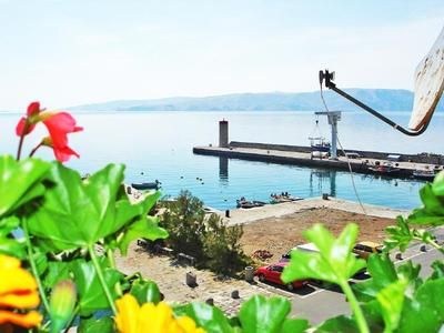 Photo for 1BR Apartment Vacation Rental in Senj, Kvarner Festland