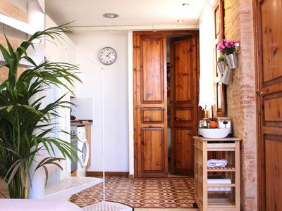 Photo for Penthouse apartment Valencia Cathedral Quarter