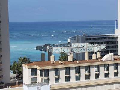 Photo for Beach House in the Sky# 1 Special Aug. 27-Sept. 2 $119pn Ocean Views, FREE WIFI