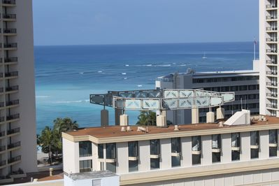 Check surf conditions from your lanai while sipping your morning coffee