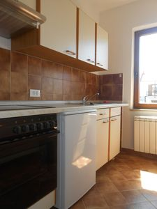 Photo for Spacious apartment with sea views and air conditioning