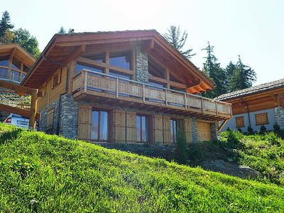 Photo for Vacation home Chalet Flocon de Neige in Nendaz - 9 persons, 4 bedrooms