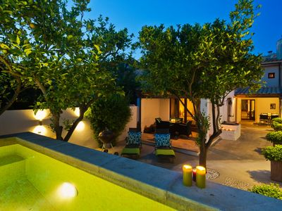Photo for Compfortable Townhouse with terraces, garden and little pool