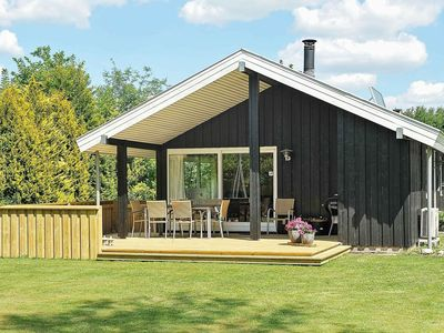 Photo for Modern Holiday home in Jutland with garden seating