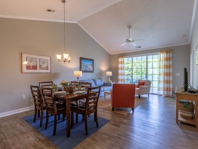 Photo for IronWood BareFoot Resort- Bring your clubs for End of Summer Specials!