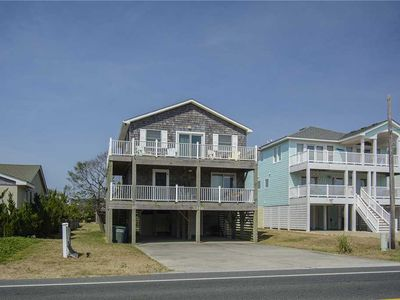 Photo for Mama's Fish House: Semi-Oceanfront, close to Nags Head Fishing Pier, short walk to the beach.