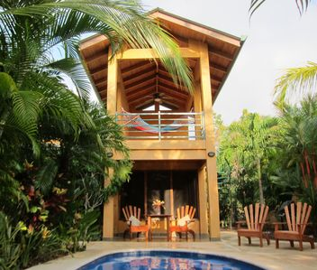 Photo for 3 MINUTE WALK TO PLAYA GUIONES, NOSARA, COSTA RICA!  -FULLY SCREENED!!!!!!