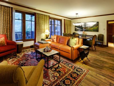 Photo for Ritz Carlton Club ASPEN- Luxury 2 bedroom 2 1/2 bath