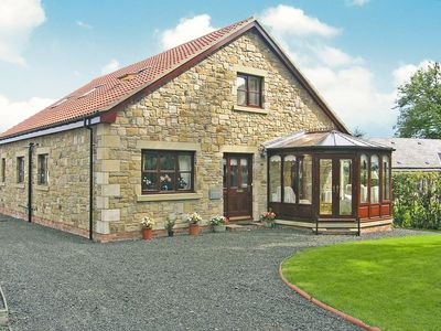Photo for 3 bedroom property in Craster. Pet friendly.
