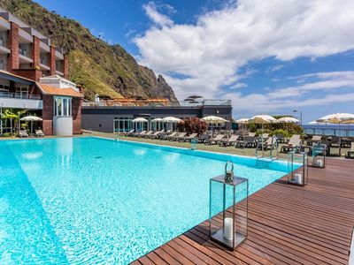 Photo for Studio Ocean View - Pool and Free Wifi - Paul do Mar