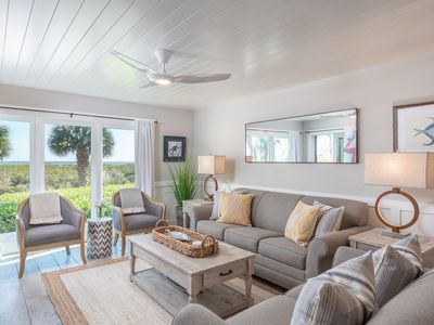 Photo for Total Renovation Feb 2020 -  2 Bed / 2 Bath - Direct Oceanfront