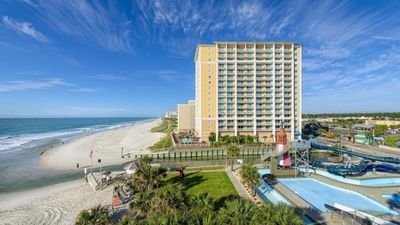 Photo for Beautiful Oceanfront Condo in the heart of Myrtle Beach!!! Aug 3 through 10