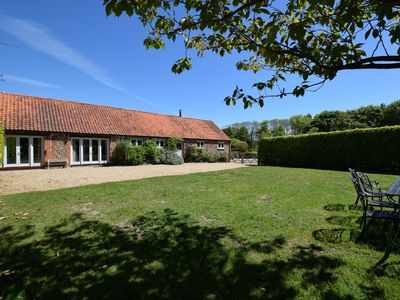 Photo for 4 bedroom Barn in Melton Constable - NCC62