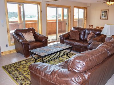 Photo for The Lodge at Duck Creek: NATURE'S RETREAT SUITE