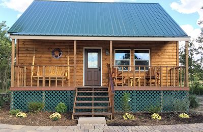 The Quail Run Cottage - An Exquisite Getaway
