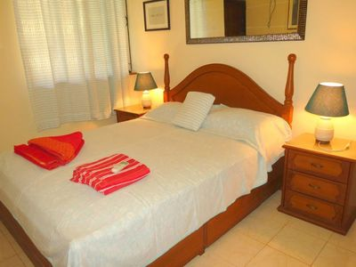 Photo for In the center of Candolim with Internet, Pool, Air conditioning, Parking (646665)