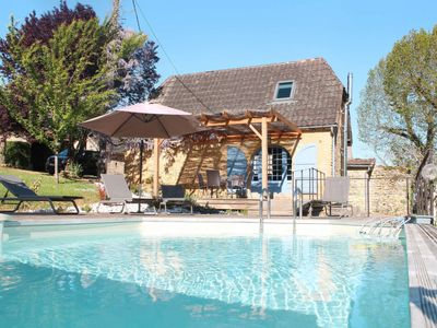 Photo for Vacation home Les Combes (LCX201) in La Chapelle Aubareil - 4 persons, 2 bedrooms