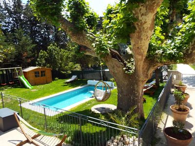 Photo for Holiday house Montfavet for 2 - 4 persons with 2 bedrooms - Holiday house