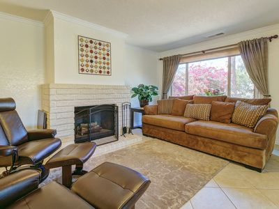 Photo for Sunny & bright getaway w/ private pool & furnished patio - perfect for Coachella