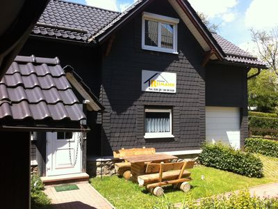 Photo for Modern, comfortable house, 2 bedrooms, incl. Garage; directly in Oberhof with WLAN