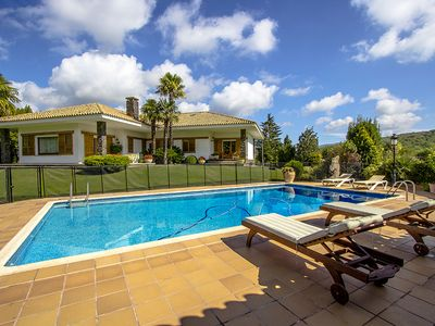 Photo for Catalunya Casas: Villa Planes in the picturesque countryside of Girona!