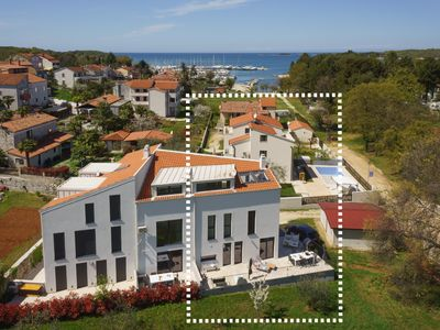Photo for Top exclusive dream house Casa Coleen with sea view and near the beach!