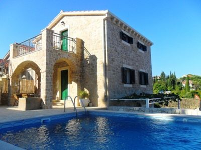 Photo for Holiday house for 24 people with 2 outdoor pool