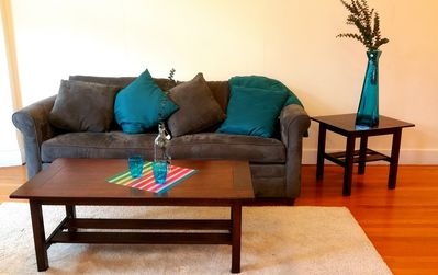 Photo for Large And Charming 2 Bedrooms Apartment , 2 minutes walk to the Coolidge Corner.