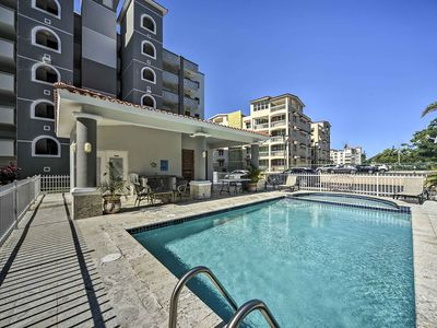 Photo for NEW! Rincon Condo w/ Pool Access - Walk to Beach!