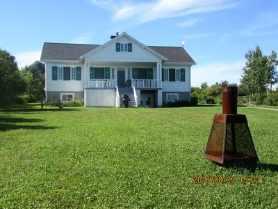 Photo for Beautiful Farm House on Île d'Orléans 25 minutes from Old Quebec