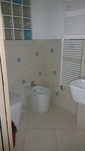 Photo for Alassio three-room apartment 150m from the sea - two bathrooms