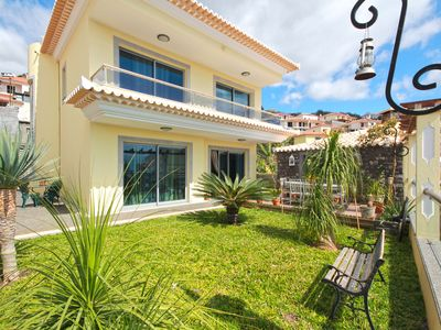 Photo for MONTE Villa With Panoramic Sea View