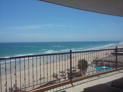 Photo for Sonoran Sky 502 Absolute Beach Paradise 3 BR Oceanfront Condo